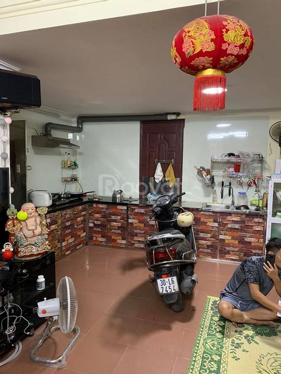 Nhà phố Khương Trung, trung tâm quận Thanh Xuân