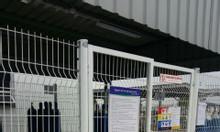 Hàng rào mạ kẽm, hàng rào bảo vệ, hàng rào nhà xưởng