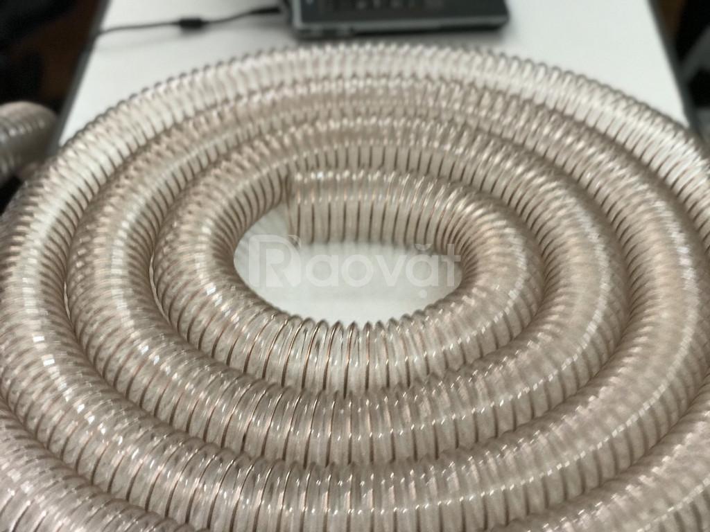 Nơi bán ống nhựa Pu lõi đồng phi 100, phi 125, phi 150, phi 200.