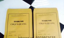 In túi đựng phim Xquang, hồ sơ khám bệnh giá rẻ theo yêu cầu.