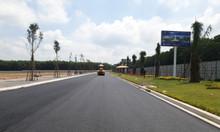 Đất đối diện cổng sân bay Long Thành