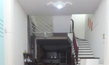 Cho thuê nhà ngõ 12 Đào Tấn, 55m2x5T, để thông, nhà đẹp, có vỉa hè.
