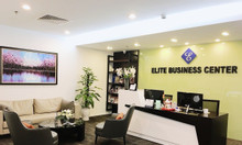 Văn phòng dịch vụ Elite Business Center - tòa Diamond Flower