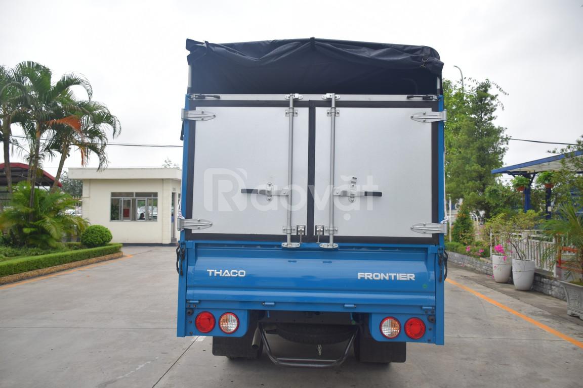 Kia New Frontier K250 - Xe tải 2.5 tấn ưu việt