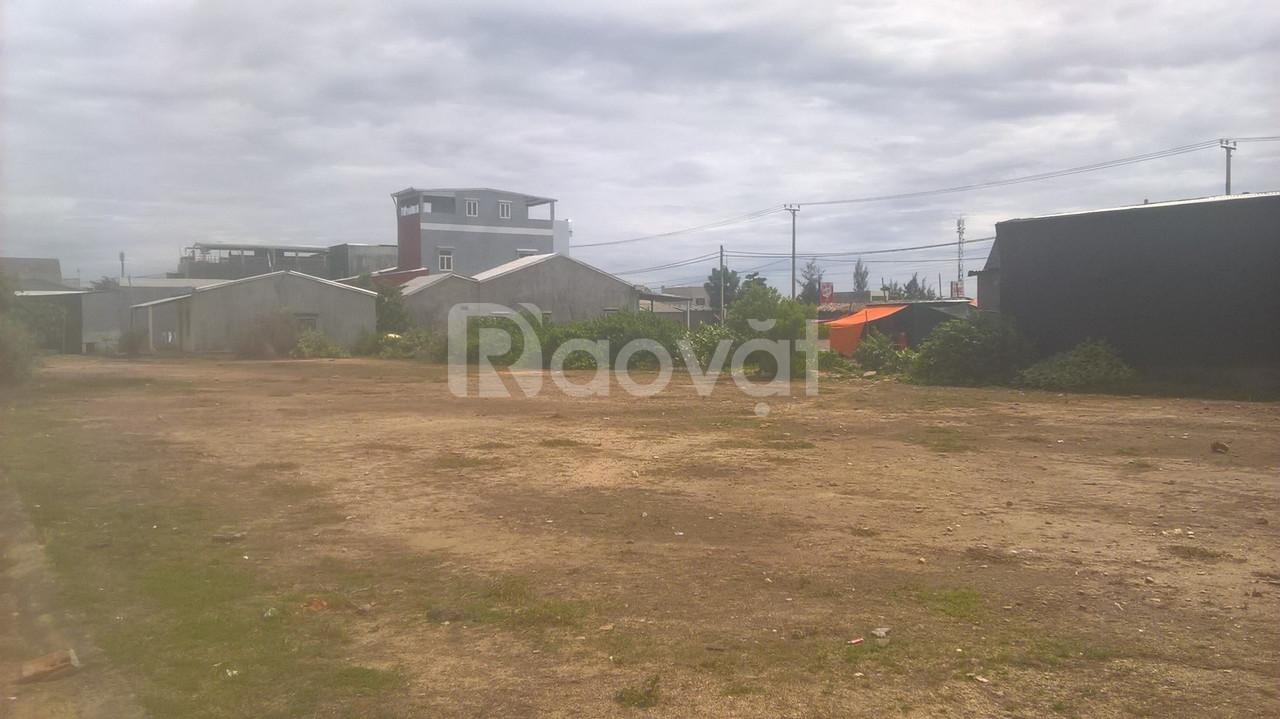 Bán lô đất khu mặt bằng chợ Bình Thạnh Bình Sơn Quảng Ngãi 300m2, 1 tỷ