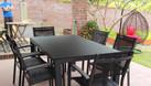 Bộ bàn ghế Textilene sơn tĩnh điện  (ảnh 5)