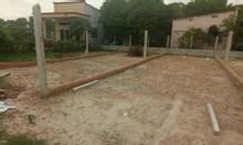 Miếng đất lớn 360m2 mới tách ra 3 nền, cạnh KCN đường Nguyễn Văn Bứa