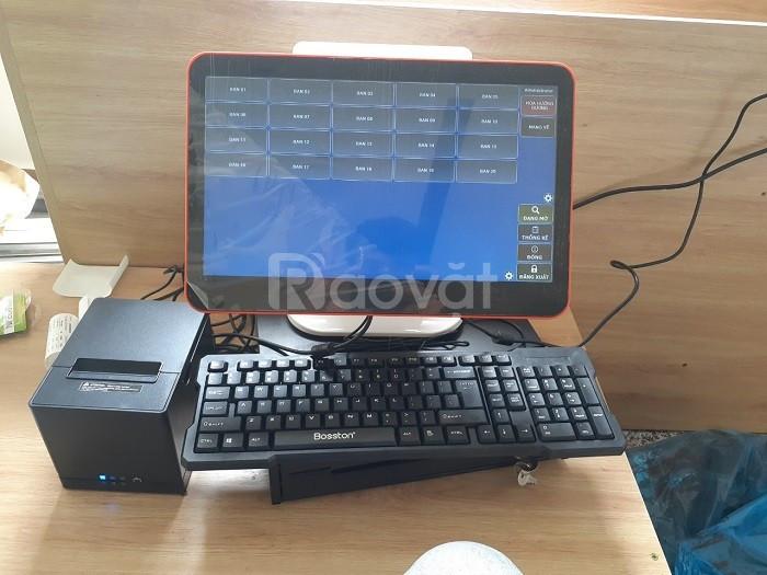 Bán Combo máy tính tiền chuyên nghiệp tại Đồng Tháp giá rẻ