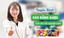 Tuyển sinh lớp cao đẳng dược tại Bình Phước