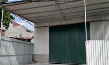 Cho thuê 450m kho, xưởng tại đường Phú Diễn, Bắc Từ Liêm