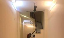 Nhà Trương Định Hoàng Mai nhà đẹp 5 tầng 45m2 ngõ thông rộng