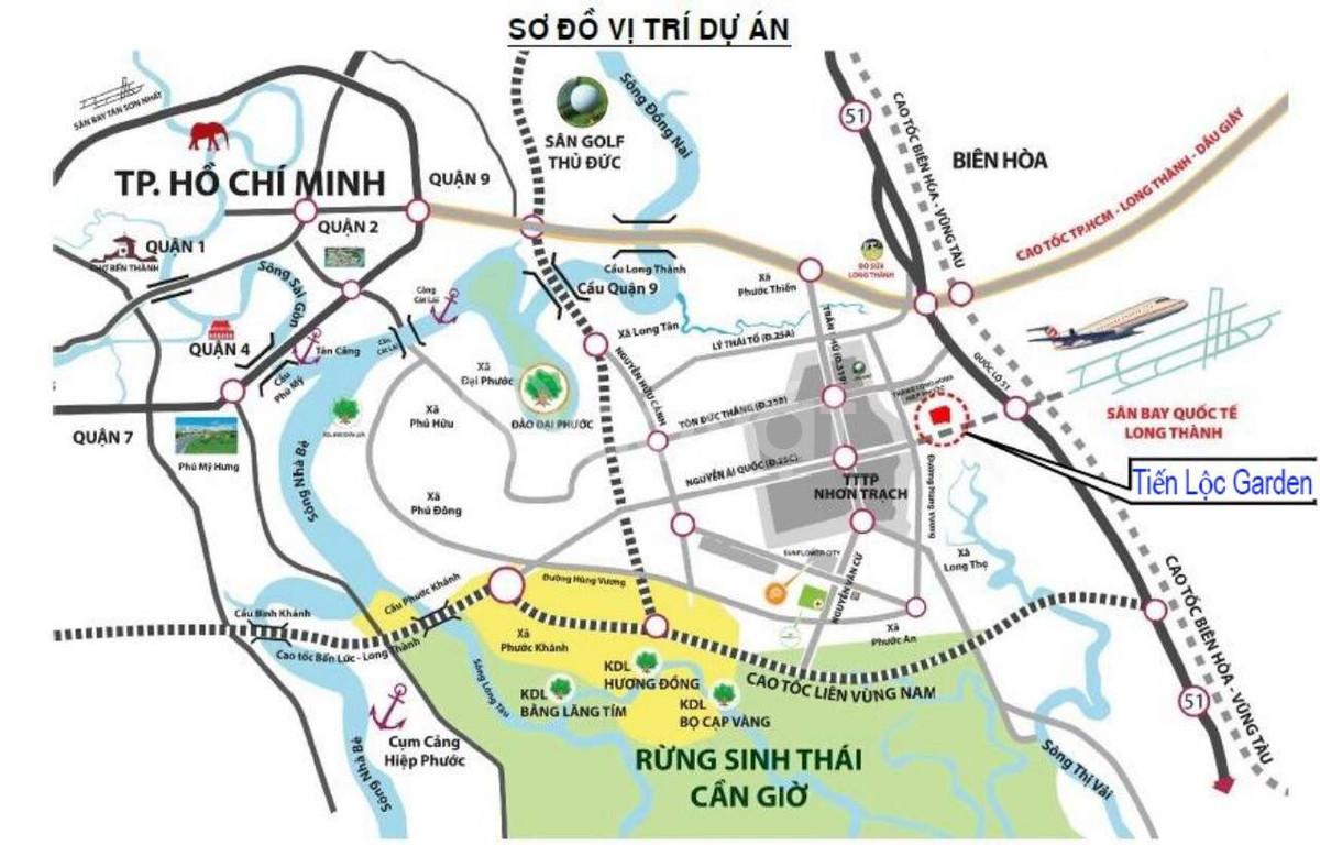 Bán đất khu dân cư hiện hữu cách sân bay Long Thành chỉ 2km giá rẻ (ảnh 1)
