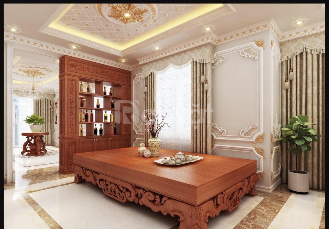 Nghệ thuật nội thất cổ điển (ảnh 3)