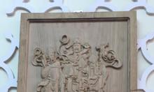 Nhận thiết kế và gia công khắc gỗ