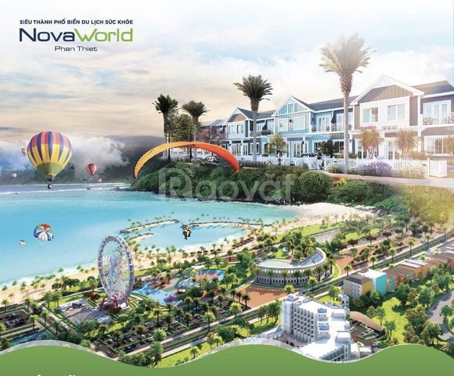 Mở booking đợt 1 NovaWorld Phan Thiết nhận gói nội thất 200tr