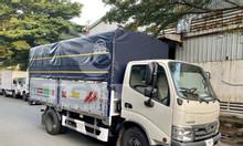 Hino Dutro thùng dài 4m45, trả trước 130tr nhận xe