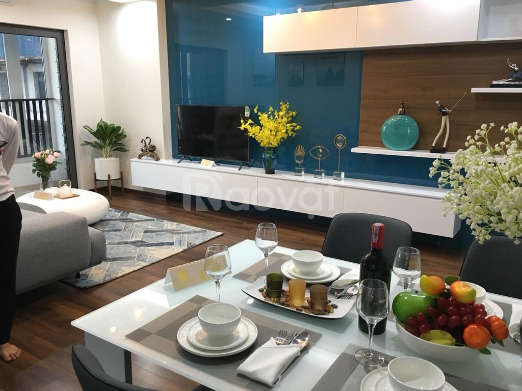 Xin giới thiệu tới quý khách hàng chung cư Tecco Bình Minh, Đông Hương