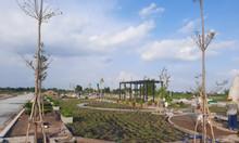 Đất nền trung tâm thị trấn huyện Cần Đước, mặt tiền đường quốc lộ 50