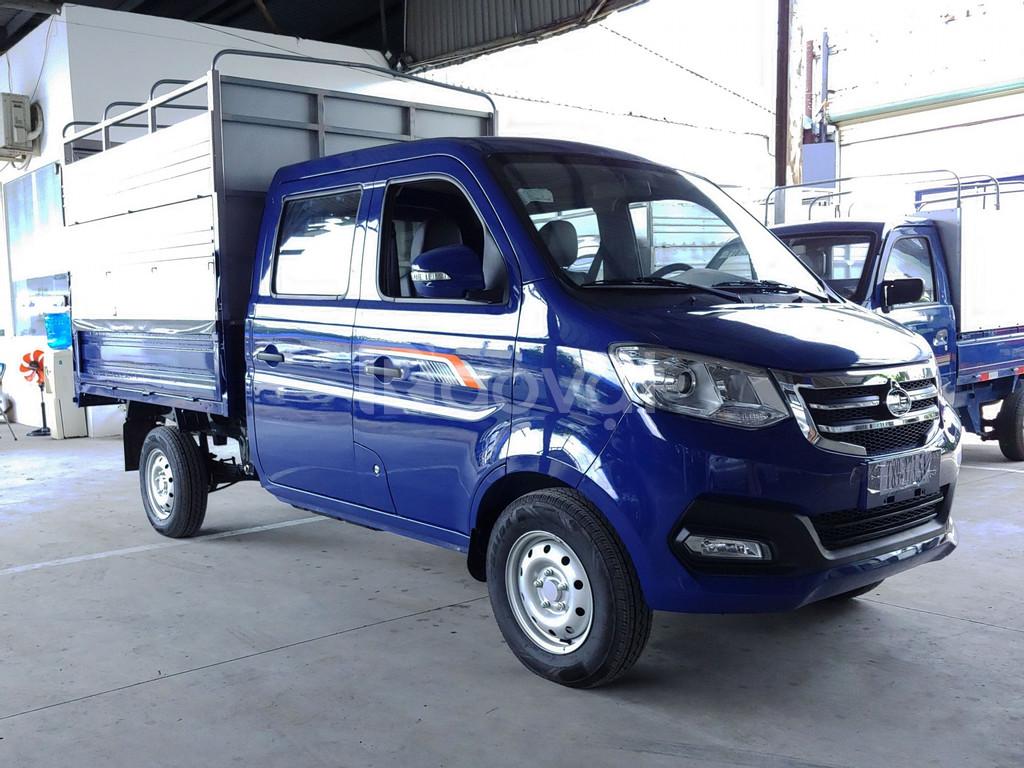 Xe tải Trường Giang T3 cabin đôi tải trọng 660kg