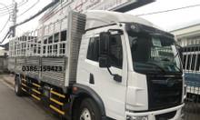 Xe tải vận chuyển hàng hóa palet, nệm,Giá bán xe tải faw 8 tấn 8m.