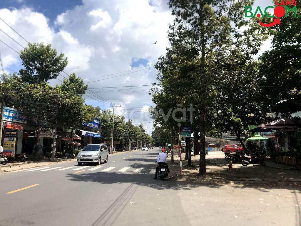 Bán MT kinh doanh Trần Quốc Toản P.An Bình 90m2 SHR thổ cư giá 6,2 tỷ