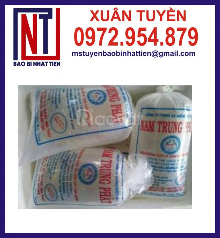 Sản xuất túi PE đựng giống thủy sản (ảnh 1)