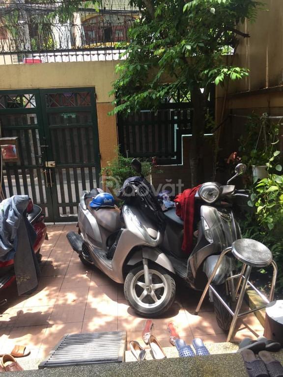 Nhà hẻm xe hơi Phan Văn Trị, Quận Bình Thạnh 68m2, 4 lầu bán 7,7 tỷ  (ảnh 7)