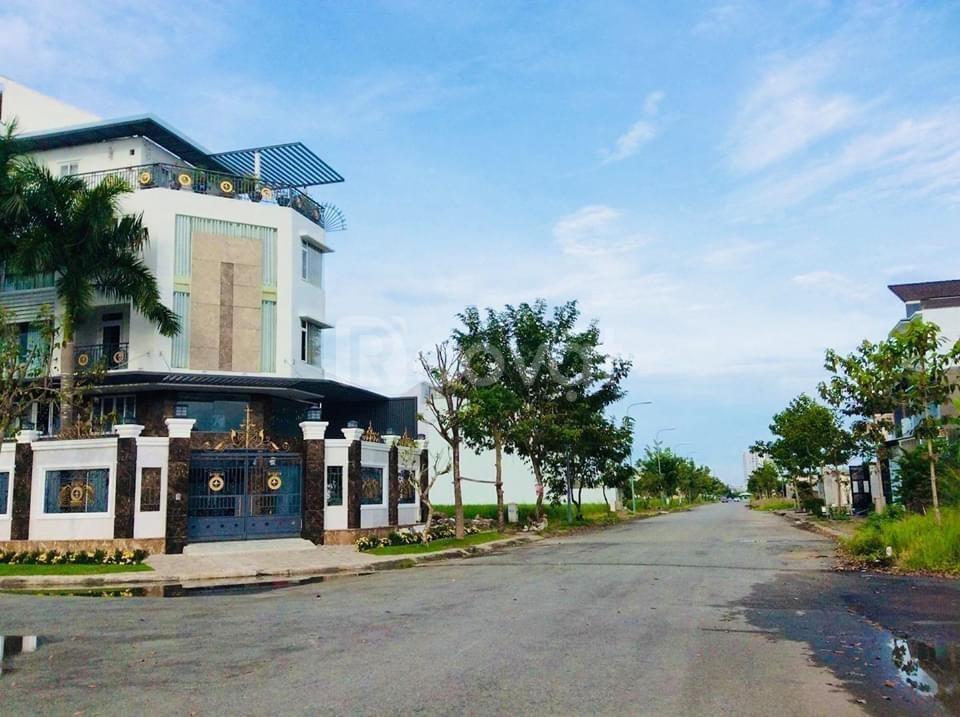 Bán đất thổ cư 90m2, khu dân cư Tân Tạo, giá 3,3 tỷ shr