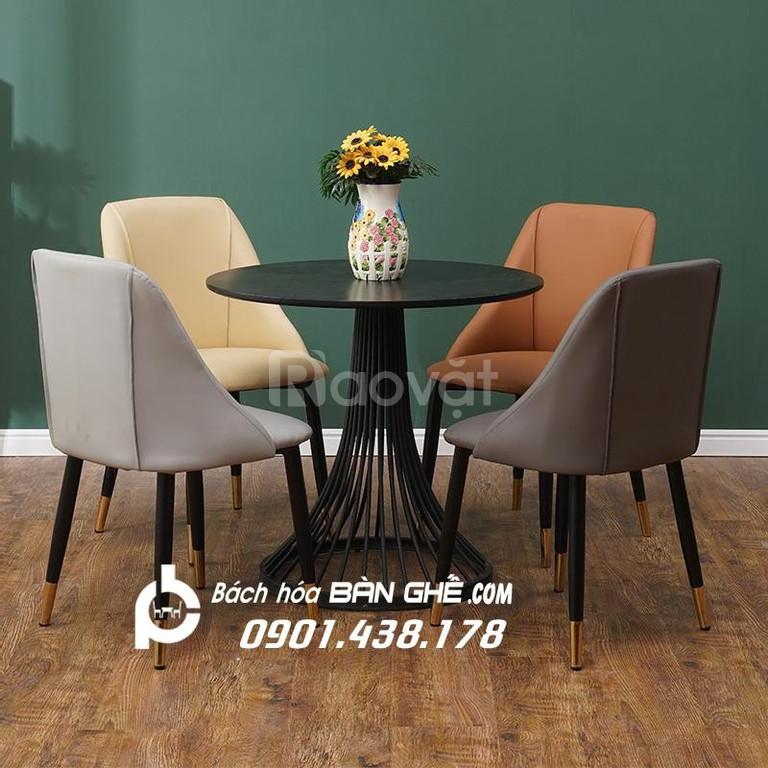Combo bộ bàn ghế ăn, bàn ghế cafe trending