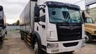 Xe tải vận chuyển hàng hóa palet, nệm - xe tải faw 8 tấn thùng dài 8m. (ảnh 5)