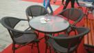 Bộ bàn ghế Textilene sơn tĩnh điện  (ảnh 6)