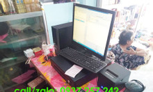Lắp đặt máy tính tiền cho cửa hàng, tạp hóa tại Lâm Đồng
