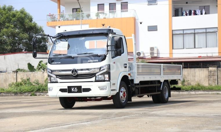 Xe tải Vinamotor K6 tải trọng 5.6 tấn
