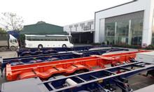 Bán mooc CIMC Thaco xương sàn 40 feet 3 trục tại Hải Phòng