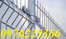 Hàng rào chấn sóng, hàng rào gập đầu, hàng rào lưới thép hàn