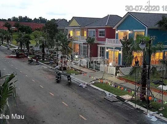Nhà phố biển Novaworld Phan Thiết chỉ thanh toán 620 triệu.