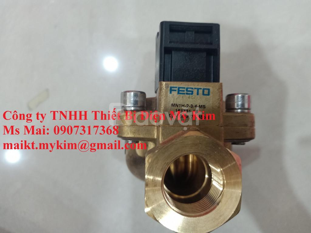Van điện từ Festo MN1H-2-3/4-MS (161731)