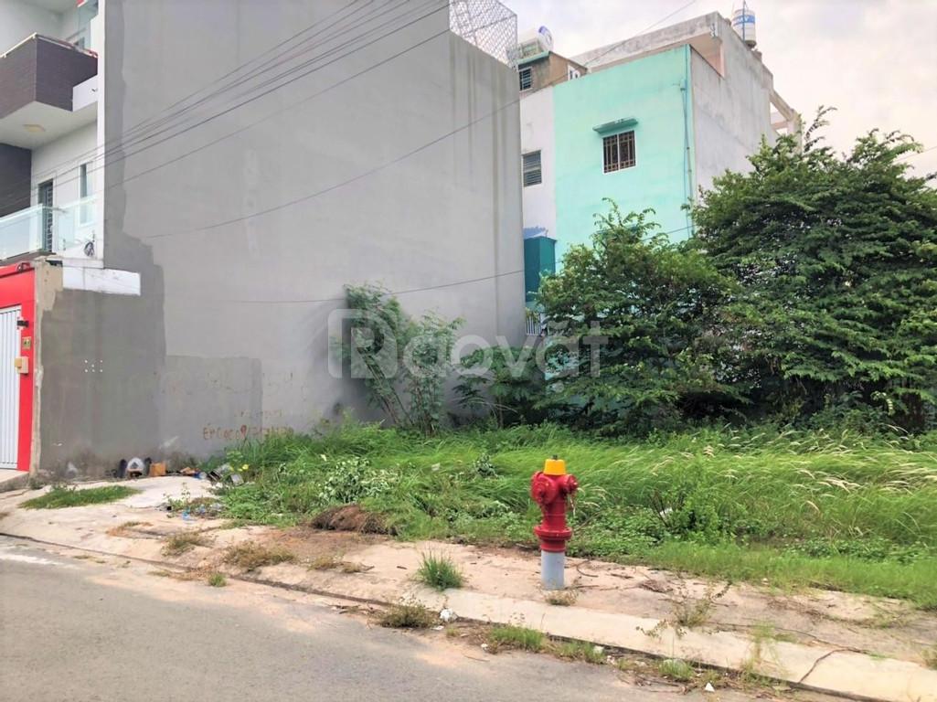 Cần bán lô đất 10 x 20m Tỉnh Lộ 10 gần chợ Bà Hom sổ riêng (ảnh 1)