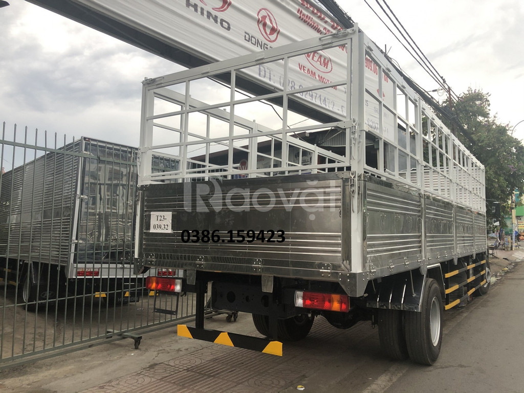 Xe tải thùng dài 8m, giá rẻ trả góp,  xe tải faw Giải Phóng 8 tấn