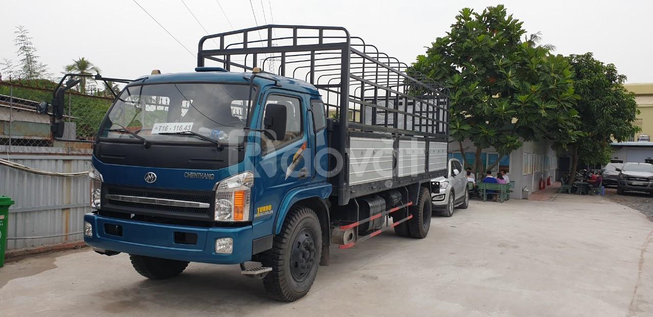 Xe tải 7 tấn chiến thắng giá rẻ tại Binh Dương