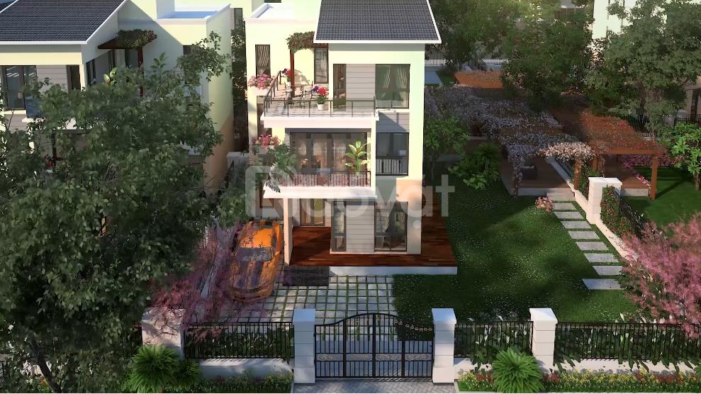Mở bán 10 lô đất nền xây biệt thự cuối cùng dự án Kosy Bắc Giang