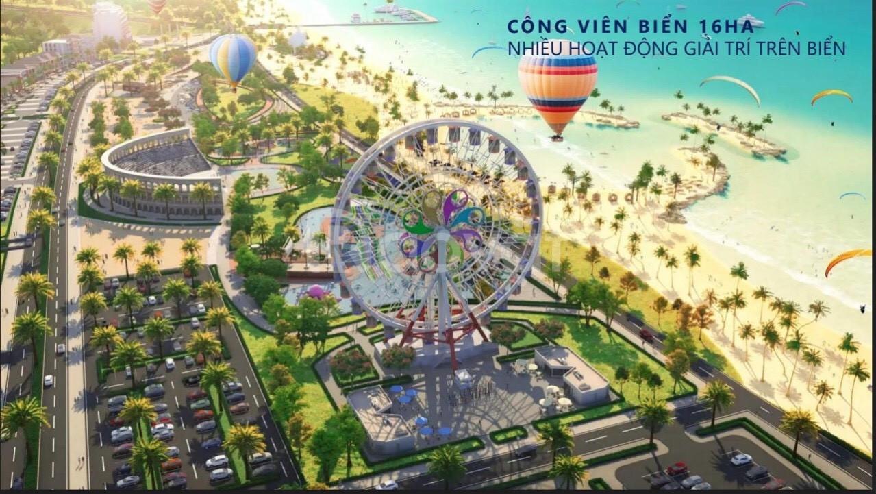 NovaWorld Phan Thiết - Nhà phố ngay biển, cam kết lợi nhuận đến 15%