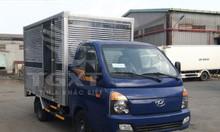 Hyundai H150 thùng kín tải trọng 1T5, hồ trợ trả góp 80%