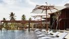 Ghế bể bơi fiberglass, ghế tắm nắng ngoài trời composite (ảnh 5)