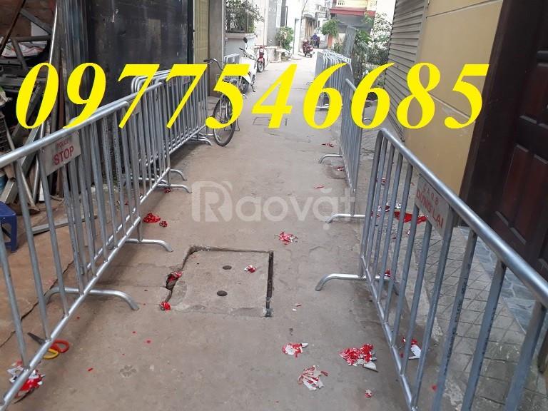 Rào chắn tạm thời, hàng rào ngăn cách, hàng rào di động