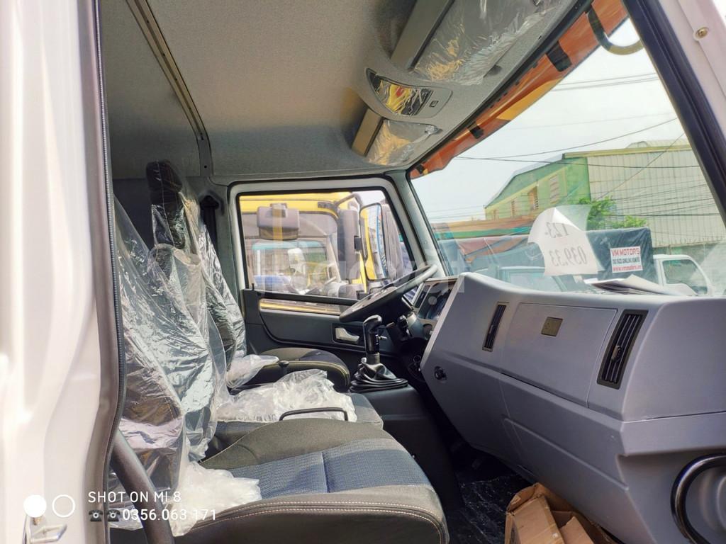 Bán xe tải Faw 8 tấn thùng dài chở hàng cồng kềnh bán trả góp 30%