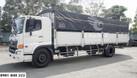Hino FG thùng bạt, tải 7T5 thùng dài 8m8, trả trước 300tr nhận xe (ảnh 8)