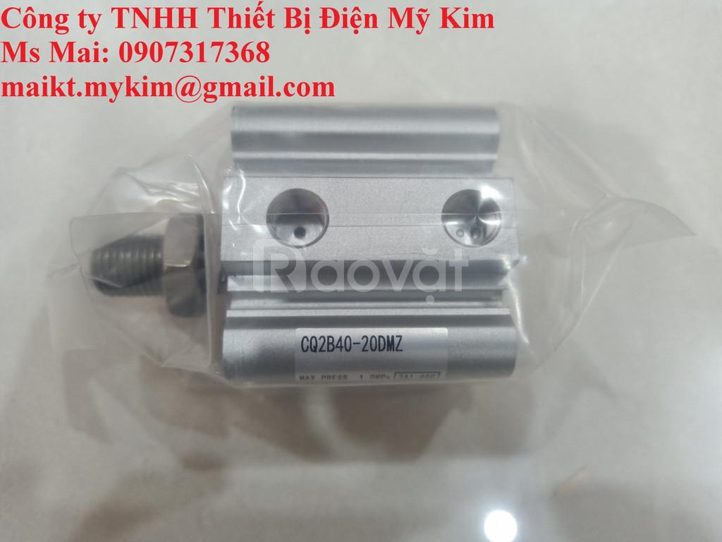 Xy lanh SMC CQ2B40-20DMZ (ảnh 4)