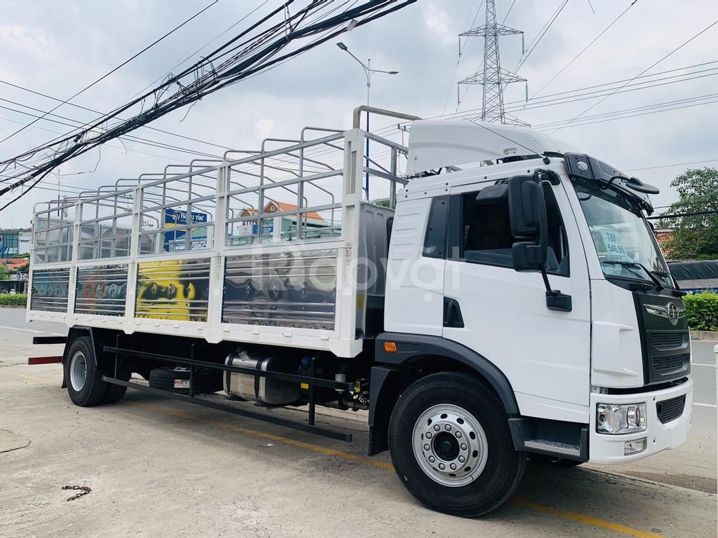 Giá xe tải faw 8t2 thùng dài 8m2 xe tải trả góp Bình Dương