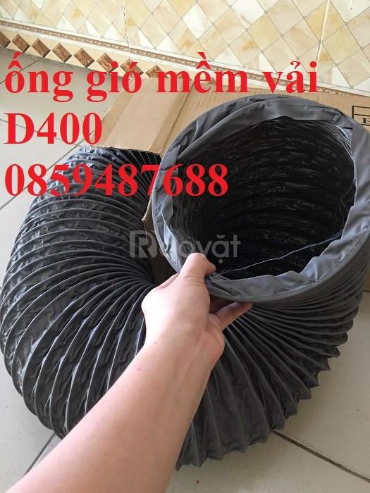 Ống gió mềm vải hút bụi giá tốt (ảnh 5)